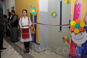 ОШ Пале: Свечано отворен лифт за дјецу са посебним потребама