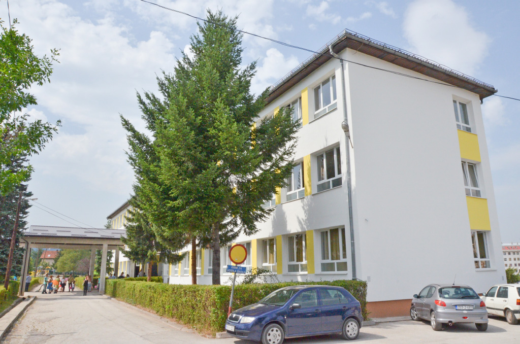 Основна школа Пале 2017. године