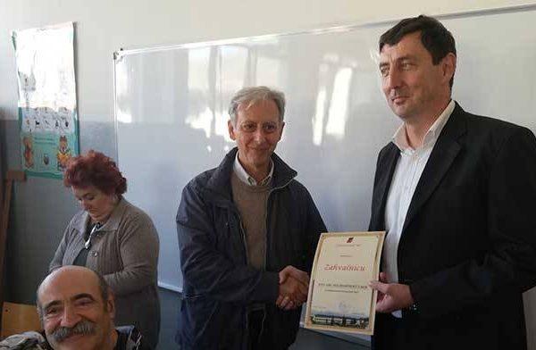 Уручено 40 стипендија паљанским основцима